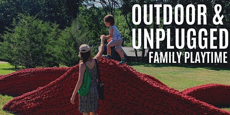 Outdoor & Unplugged: May Flower Buds Family Playtime tickets
