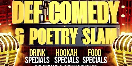 Atlanta Poetry Slam tickets