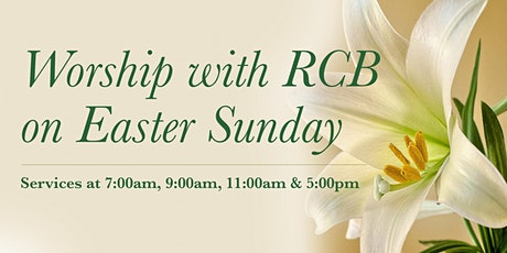 Easter Sunday Worship tickets
