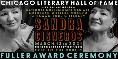 Fuller Award: Sandra Cisneros tickets