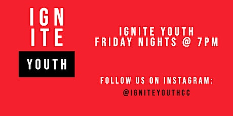 Ignite Youth - Ignite Groups tickets