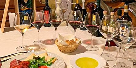 Kelly's Virtual Italian Wine School tickets
