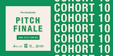 IO Pre-Accelerator Cohort 10 Pitch Finale tickets