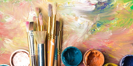 Live Virtual Wellness: Paint Class with Becca Marshall tickets