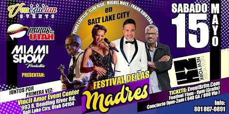 1er Festival de Las Madres en Salt Lake City tickets