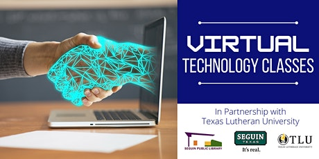 Virtual Technology Classes - Zoom For Beginners tickets