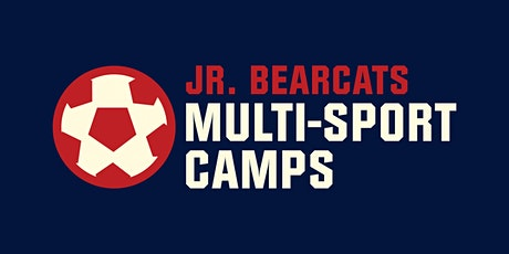 Junior Bearcats: Week-Long Multisport Camps (Ages 7-10) tickets