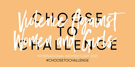 Choosing to Challenge: Violence Against Women and Girls at LSBU tickets