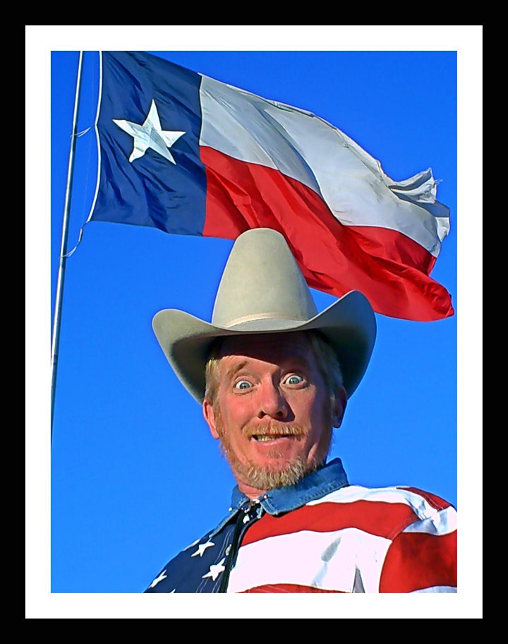 The History of Texas...in one darn easy lesson! (Dinner Theater Comedy) image