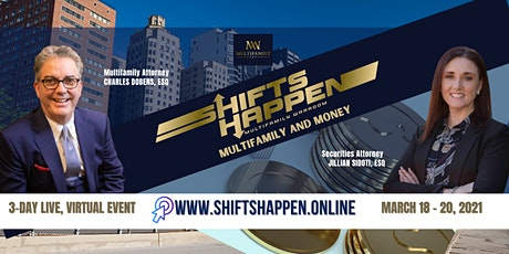 Are You Ready for the BIG SHIFTS AHEAD in Multifamily? Tickets