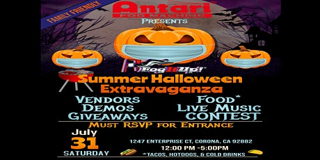 Summer Halloween Extravaganza tickets