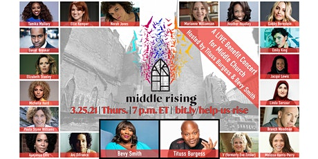 March to Rise: A Benefit Concert for Middle Church tickets