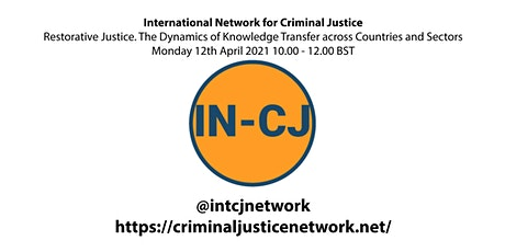 Restorative Justice. The Dynamics of Knowledge Transfer across Countries tickets