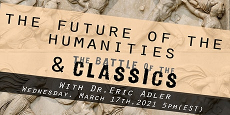 What is the future of the humanities? Discussing The Battle of the Classics tickets