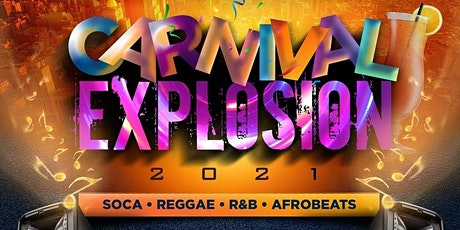 CARNIVAL EXPLOSION tickets