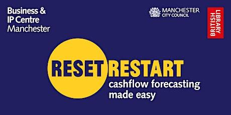Reset. Restart: Cashflow Forecasting Made Easy tickets