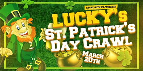 Lucky's St. Patrick's Day Crawl - Las Vegas tickets