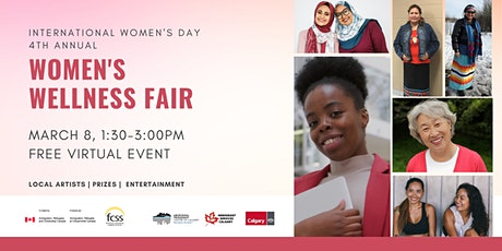 International Women's Day - Women's Wellness Fair tickets