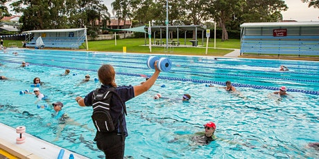 Charlestown Swim Centre- AQUA FITNESS  Bookings tickets