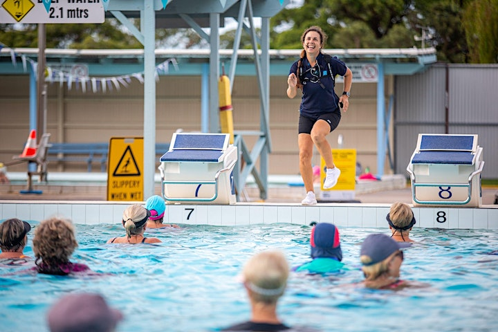 Charlestown Swim Centre- AQUA FITNESS  Bookings image