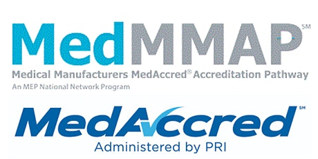 Growing with MedAccred & MedMMAP Session 1 tickets