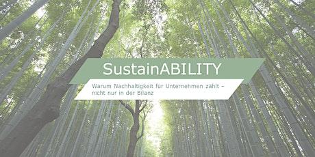 Digital Speakers Series Vol. I: SustainABILITY tickets
