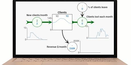 System Dynamics Modelling Primer 2021 tickets