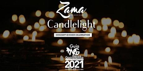 Zama Candlelight Orchestra Concert Dinner - De Bach a Beatles boletos