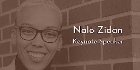 Women's History Month Keynote Speaker - Nalo Zidan tickets
