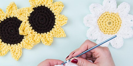 Intermediate Crochet: Coasters tickets