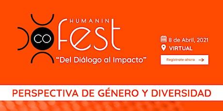 Evento Internacional - Humanin Co Fest: Del diálogo al impacto. entradas