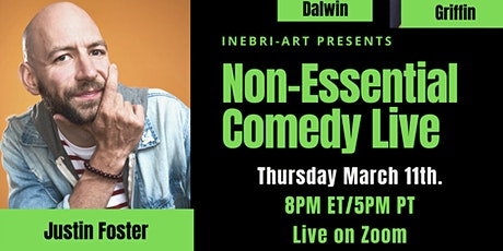 Non-Essential Comedy Show Online Event tickets