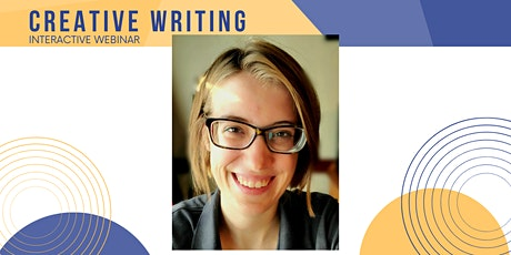 Creative Writing Interactive Webinar tickets