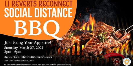 LI Revert Welcome BBQ tickets