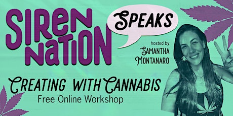 Creating with Cannabis tickets