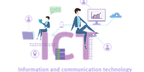FREE Accredited ICT Course E3 (Distance Learning Course) - May 2021 Start tickets