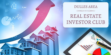 Dulles Area Real Estate Investor Club tickets