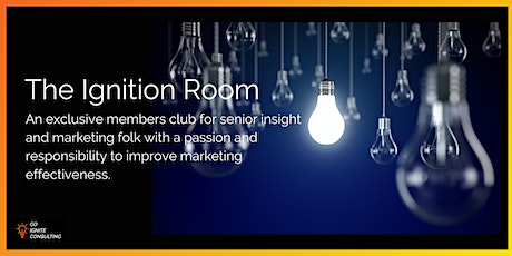 The Ignition Room Huddle: May 12th 2021 tickets