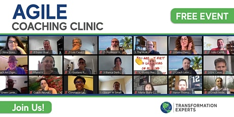 Global Agile Coaching Clinic tickets