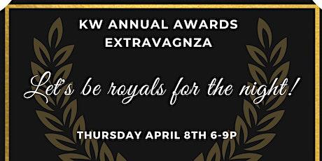 Kw Annual Awards Extravaganza - 2020 tickets