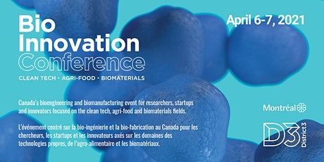 Bio Innovation Conference tickets
