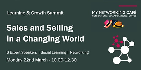 Sales and Selling in a Changing World tickets
