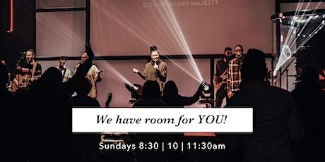 10 am Sunday Morning Worship Experience tickets