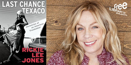 Rickie Lee Jones | Last Chance Texaco: Chronicles of an American Troubadour biglietti