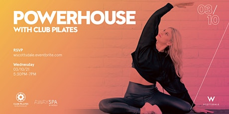 Powerhouse - Free Pilates Class tickets