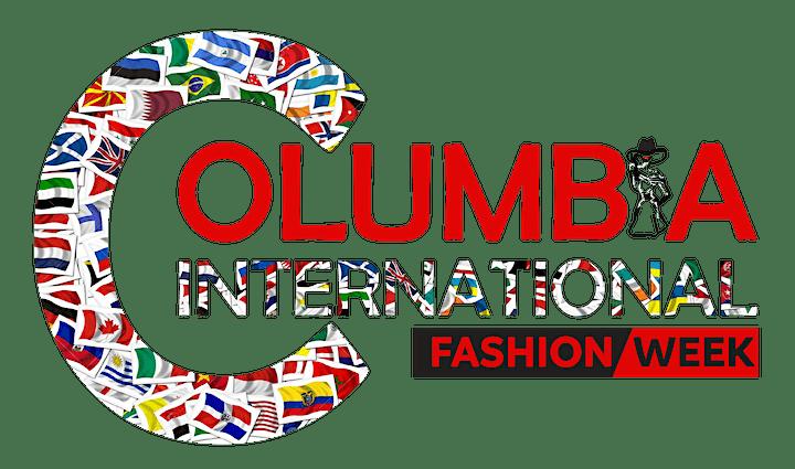 Columbia International Fashion Week FINAL CASTING CALL image