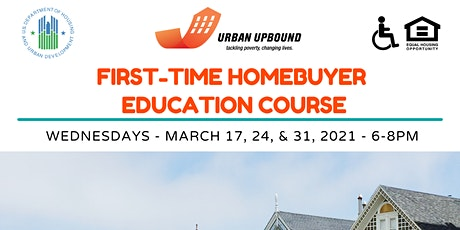 First -Time Homebuyer Education Course tickets
