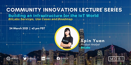 MOBI Community Innovation Lecture with BiiLabs tickets