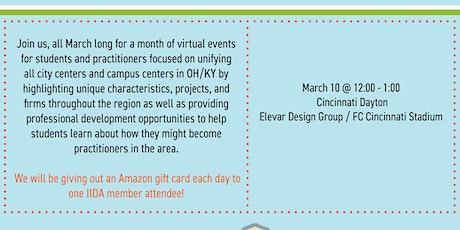Design Around OHKY: Virtual Tour of FC Cincinnati Stadium tickets