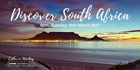 Discover South Africa tickets